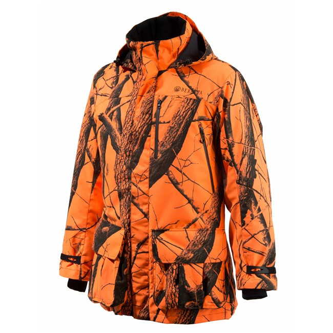 Insulated Static Jacket