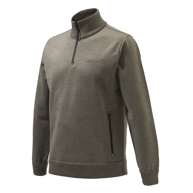 Technowindshield Half Zip Sweater