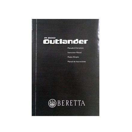 Беретта инструкция outlander