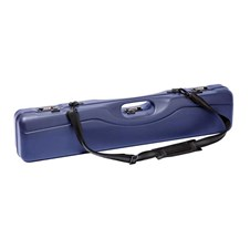 Blue compact abs hard case - barrels up to 86 cm