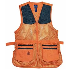 Beretta Shooting Vest Orange Pigeon