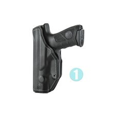 Beretta Black Polimer Holster for APX