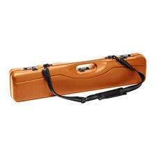 Orange compact abs hard case - barrels up to 86 cm
