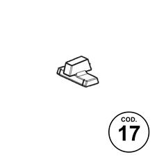 Ricambi APX Codice 17: Mirino