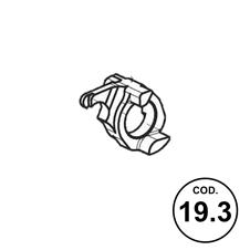 Ricambi APX Codice 19.3: Leva Chiavistello