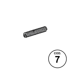 APX Spare Parts Code 7: Extractor Spring