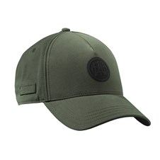 Rubber Patch Logo Cap