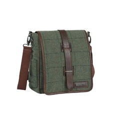 Beretta Wax Wool Shoulder Bag