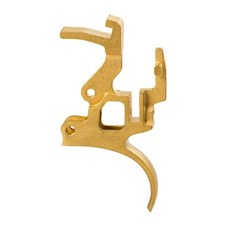 Beretta Gold Plated Trigger Silver Pigeon
