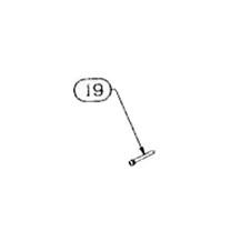 Beretta (19) Guidamolla Espulsore AL391