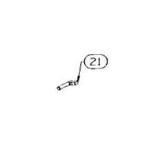 Beretta (21) Espulsore AL391