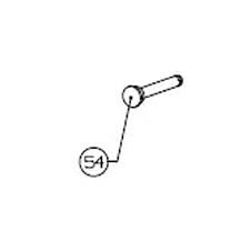 Beretta (54) Hammer / Frame Pin PX4