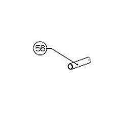 Beretta (56) Hammer Spring Cap Pin PX4