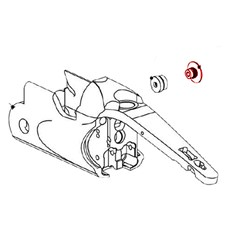 Bolt Hinge Pin Cover for 692 12 GA