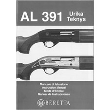 AL 391 Urika / Teknys Instruction Manual