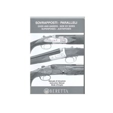 Beretta Over&Unders/Side by Sides Owner Manual (ITA, FR, ENG)
