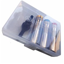 Transparent Choke Tubes Case