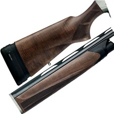 Wood Set Short Kick-Off Stock and Forend for Beretta A400, 12ga - Hunting
