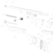 Beretta Magazine Plug Assembly A400 Xtreme 12.Ga.