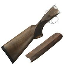 Beretta Set RH Stock - Half Beavertail Forend Perennia I 12 GA