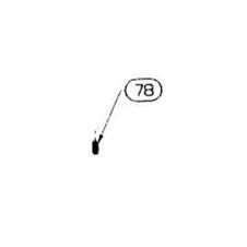 Beretta (78) Trigger Spring AL391