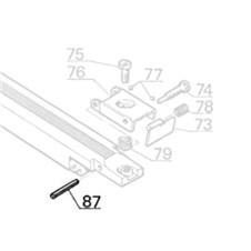 Beretta 89 GS #87 - Spina Elastica Mira