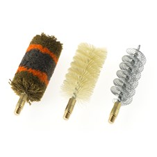 Set of 3 shotgun brushes ga 12 (steel)