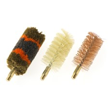 Set of 3 shotgun brushes ga 12 (bronze)