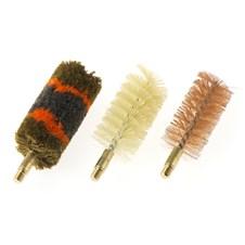 Set of 3 shotgun brushes ga 12 (bronze)