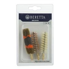 Set of 3 shotgun brushes ga 28 (bronze)