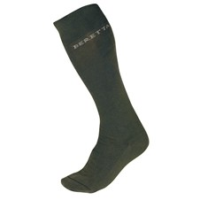 Beretta Light Silver Socks Long