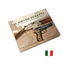 """Beretta """"Il Mondo Beretta"""" Book - Italian Version"""