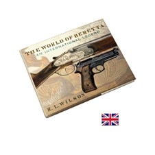"Beretta Libro ""The World of Beretta"" - Lingua Inglese"