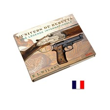 "Beretta ""Une Lègende Internationale"" Book - French Version"