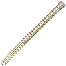 "Beretta 92/96/98 Solid Steel Recoil Spring Guide & Recoil Spring ""Gold Finish"""