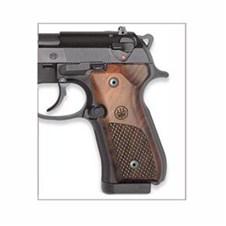 Beretta 92/96/98 Series Walnut Wood Grips