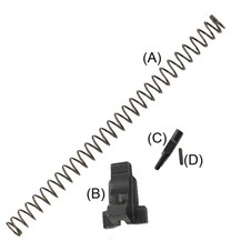 Beretta Locking Block Kit 92/98/96 Series