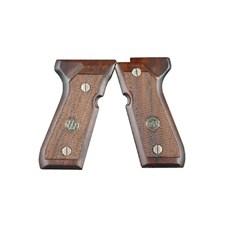 Beretta Plaquettes Bois Quadrillé 92 Compact