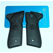 Beretta 92/96/98 Series Black Rubber Grips