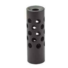 Muzzle Brake MT 18X1 Blued - For Barrel 22mm
