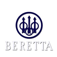 Beretta Blue Window Sticker