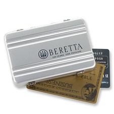Beretta Contenitore Metallico di Business Cards