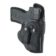 Beretta Fondina in pelle Modello 01 - Easy Fit, Tiratori Destri - BU9 Nano
