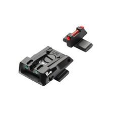 Beretta Hausse Réglable et Guidon Fibre Optique APX