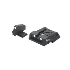 Beretta White Dot Adjustable Sight Kit for pistol model APX