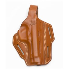 Beretta Brown Leather Holster Model 05 - Demi 3, Right Hand - 92/96/98