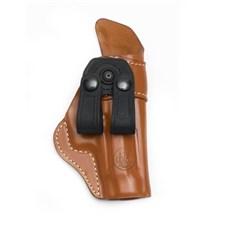 Beretta Brown Leather Holster Model 01 - Easy Fit, Right Hand - 80 Series