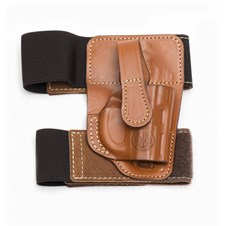 Beretta Brown Leather Holster Model C - Right Hand - TOMCAT