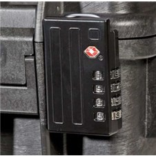 Gun Hard Case Combination Lock