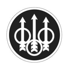 Beretta Logo Rubber Magnet